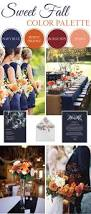 Fall Backyard Party Ideas by Best 25 Fall Color Schemes Ideas On Pinterest October Wedding