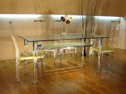 dining table beautiful plexiglass dining table furniture ideas
