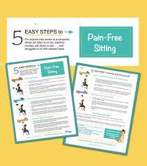blog natural posture solutions