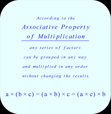 Identity Property Of Multiplication Worksheets Associative Property Of Multiplication Thinglink
