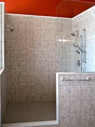 Open Shower Bathroom Design Bathroom Open Shower Design Small Bathroom Designs With Shower