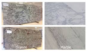 Marble Vs Granite Kitchen Countertops by What Is The Difference Between Marble And Granite Both Granite