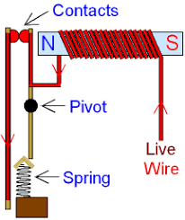 gcse physics how does a circuit breaker work what is an mcb
