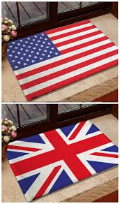 British Flag Area Rug Home Design Ot75bk6x9 Eorc Union Jack British Flag Rug In