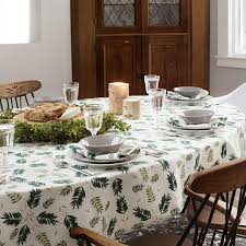 Dining Room Tablecloths Tablecloths Shop For Table Linens Online In Canada Simons