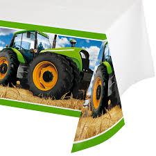 Anniversaire Tracteur by Nappe Big Tracteur Pour L U0027anniversaire De Votre Enfant Annikids