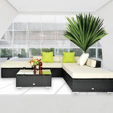 house de canapé d angle stunning salon de jardin en resine tressee d angle luxe poly rotin