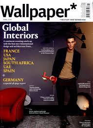 Interior Design Magazines by Wallpaper The Best International Interior Design Magazine Selected