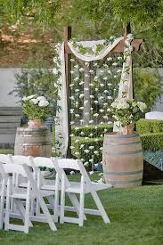 wedding backdrop outdoor 129 best arbors and backdrops images on marriage
