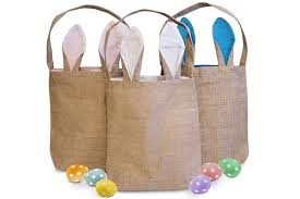 easter bags easter egg hunt bunny bags kidsteals