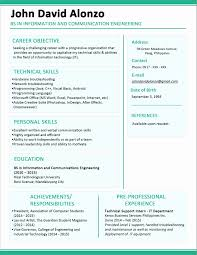 curriculum vitae sle pdf philippines islands resume format pdf for bca 28 images cv sles for freshers bca