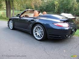 2011 porsche 911 turbo s cabriolet for sale 2011 porsche 911 turbo s cabriolet in blue metallic photo 10