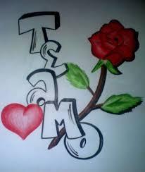 imagenes bonitas de te amo para dibujar imagenes de flores con dedicatorias para dibujar ordenar