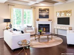 livingroom set up living room scandinavian style dining room media and storage