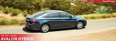 toyota car information 2017 toyota avalon hybrid model model research information