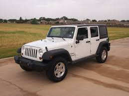jeep suv 2011 white 2011 jeep wrangler unlimited sport suv 4x4 power windows