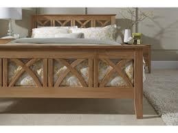 maidenhead oak bed frame slatted bedstead 6 u00270 super king beds