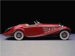 mercedes 500k 1934 mercedes 500k milestones
