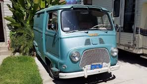 renault dauphine engine little blue box update 1960 renault estafette