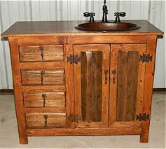 Rustic Bath Vanities Rustic Bathroom Vanities For Home U2014 Home And Space Decor