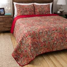 Quilted Cotton Coverlet Cotton Quilts U0026 Bedspreads For Less Overstock Com