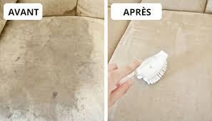 nettoyage canap microfibre 10 astuces pour nettoyer des choses du quotidien avec des produits
