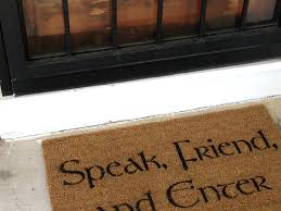 articles with personalized entry door mats tag charming