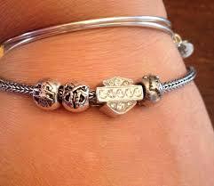 themed charm bracelet european style charm bracelet lineman themed