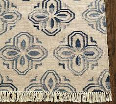 Pottery Barn Rugs On Sale Tile Dhurrie Rug Pottery Barn