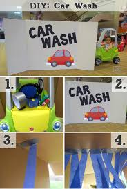 make your own diy car wash to drive through with this fun tutorial