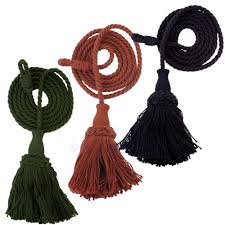light pull cord and tassel with loop choose from 3 different