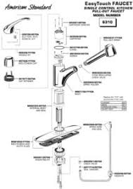 american standard kitchen faucets parts lovely american standard kitchen faucet parts 70 about remodel