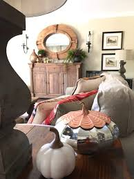 decorating the home for fall adding color patterns textures textures of fall pumpkins copper home decor pillows homegoods