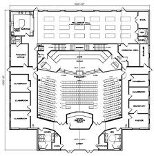 church floor plans free pinecrest baptist church website building project