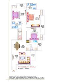 jm orchid noida jm orchid noida floor plan site map price