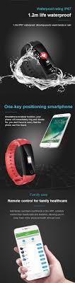 life bracelet app images Cd02 continuous heart rate monitoring smart bracelet fitness jpg