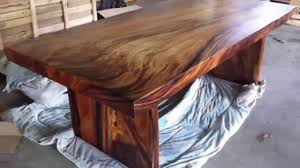 making a live edge table coffee table how to make live edge wood slab coffeele with epoxy