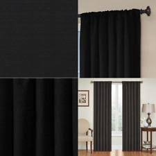 White Eclipse Blackout Curtains Eclipse Curtains Ebay