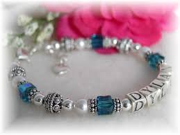 mothers bracelets with birthstones addictivejewelry baby baptism jewelry communion jewelry