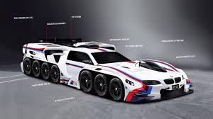 car bmw bmw designs a 42 wheel 19 engine car to fulfill one child s