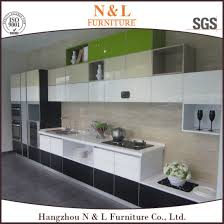 lacquered glass kitchen cabinets china n l kitchen cupboard shiny lacquer glass door with