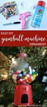 diy gumball machine ornament my colorful christmas tree