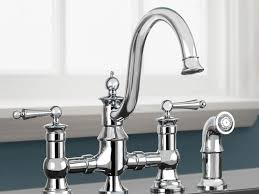 kitchen faucet amazing moen brushed nickel kitchen faucet piece