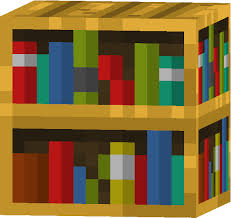 Minecraft Bookshelf Placement Images Of Minecraft Bookcase Wallpaper By Sc