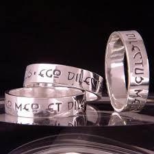 I Am My Beloved S And My Beloved Is Mine Ring Ego Dilecto Meo Et Dilectus Meus I Am My Beloved U0027s U2013 Plimoth