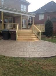 Patio And Deck Ideas Best 25 Patio Decks Ideas On Pinterest Patio Deck Designs Deck