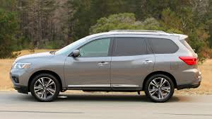 black nissan pathfinder review 2017 nissan pathfinder