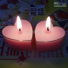 Discount Wedding Decorations Wedding Decorations Heart Shape Wedding Candles Valentines U0027 Day