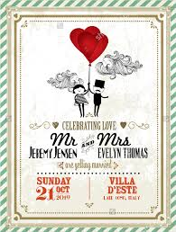 wedding invitations vector 18 vintage wedding invitations free psd vector ai eps format