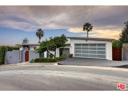 Midcentury Modern Homes For Sale - century modern home for sale in hollywood hills